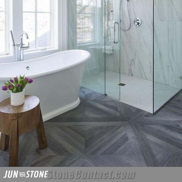 grey wood grain marble for bathroom