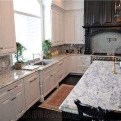 Kitchen Countertop Cover Best Lighting Absolute White - Andino Granite ...