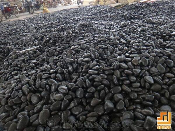 sizes black polished