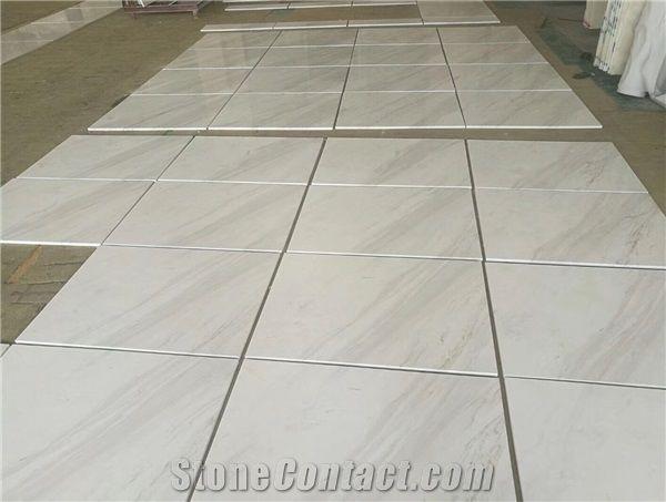 volakas white marble tiles white