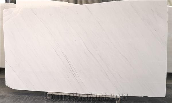 Ariston White Marble Slabs. White Marble Tiles from Greece - StoneContact.com