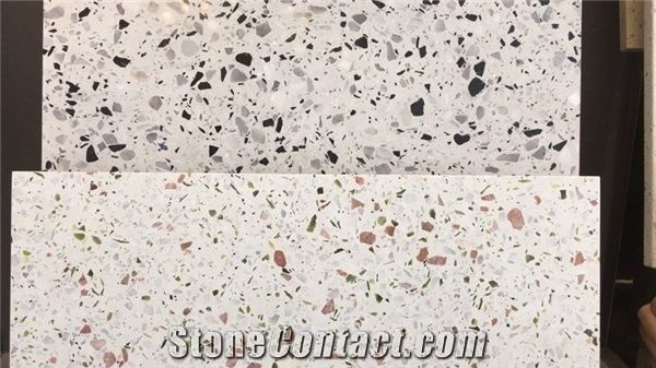 how much do terrazzo tiles cost