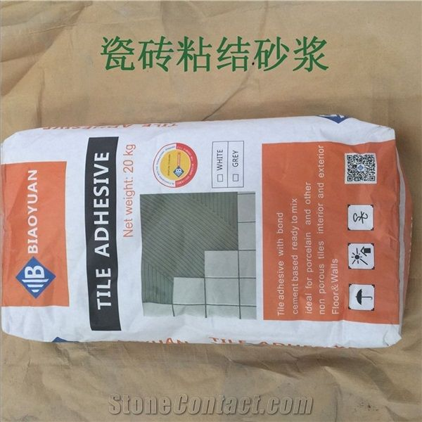 biaoyuan tile adhesive from china