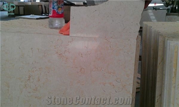 gala beige marble tiles from china