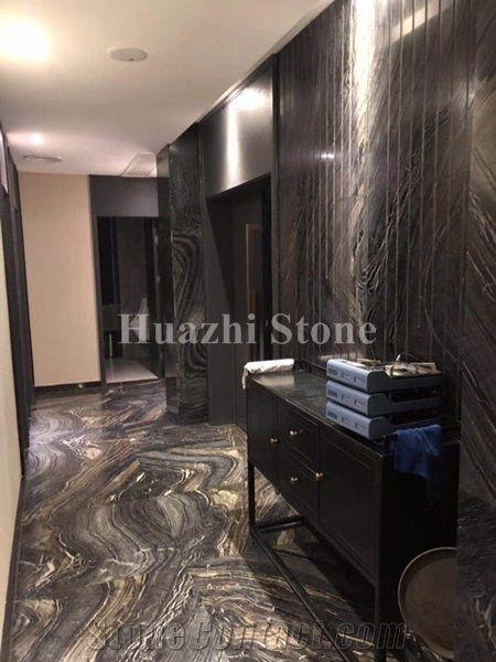 cheap kenya black marble natural black