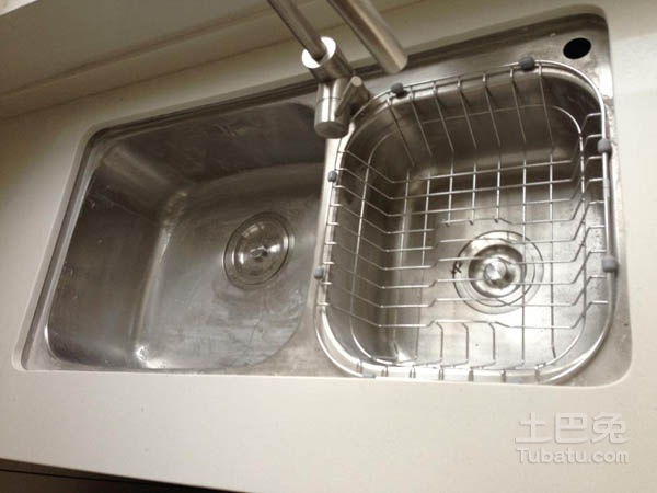 kitchen sink faucets electrical outlets 水槽台下盆安装流程 - 橱柜 土巴兔装修网
