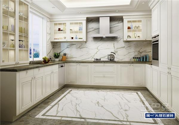 best kitchen countertop portable sink 秋季装修忙 那些瓷砖铺贴要注意的事 - 瓷砖 土巴兔装修网