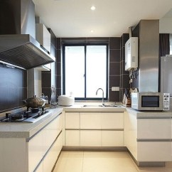Kitchen Entry Doors Aid Costco 现代简约厨房设计效果图欣赏_土巴兔装修效果图