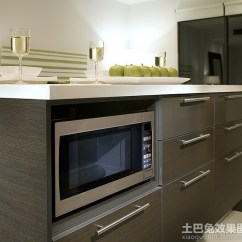 Ikea Kitchen Countertops Distressed Tables 不锈钢家装橱柜效果图_土巴兔装修效果图