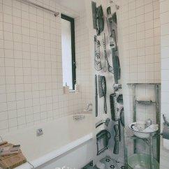 Kitchen Cabinets Mn Can Lights 白色简约浴室装修效果图_土巴兔装修效果图