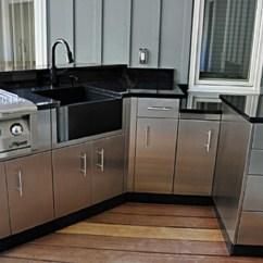 New Kitchen Cabinet Doors Designer Kitchens 整体不锈钢橱柜效果图大全_土巴兔装修效果图