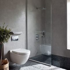 Green Kitchen Mat Double Sink With Drainboard 家用无水箱马桶设计_土巴兔装修效果图