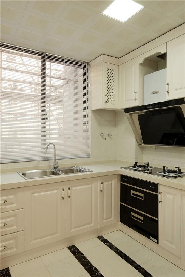 small kitchens long narrow kitchen table 现代欧式装修厨房图片大全_土巴兔装修效果图