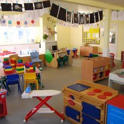 Kitchen Cafe Curtains 36 Round Table Set 幼儿园室内装饰案例效果图_土巴兔装修效果图
