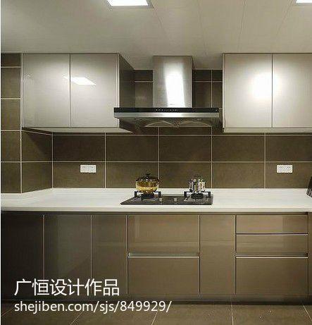 kitchen range hoods hanging lighting fixtures for 厨房油烟机设计效果图_土巴兔装修效果图