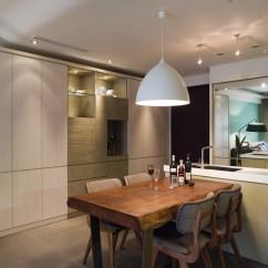 Kitchen Cabinet Door Small Island With Stools 半开放式整体橱柜厨房装修效果图_土巴兔装修效果图