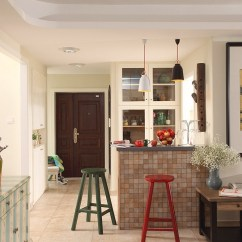 Kitchen Cabinet Company Wooden Cabinets Wholesale 2013现代开放式厨房吧台设计图片_土巴兔装修效果图