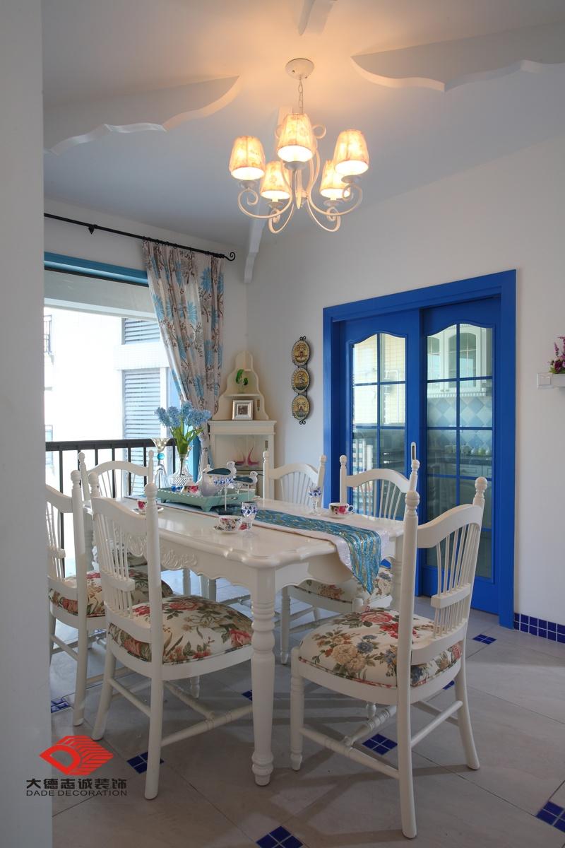 kitchen black cabinets plum decor 清新地中海风格餐厅装修图片_土巴兔装修效果图