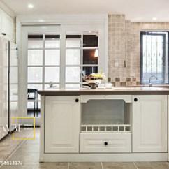 Kitchen Deco Cork Floors In 厨房装修效果图欣赏 厨房装修图片大全 土巴兔装修效果图 热门114平米美式别墅厨房装饰图