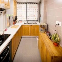 Kitchen Displays Drano For Sink 中式厨房展示 兔狗装修效果图