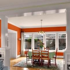 Curtains Kitchen Cheap Faucet 大气混搭风格现代时尚客厅灰色窗帘厨房餐厅一体装潢效果图 维客网装修效果图 收藏 找ta设计