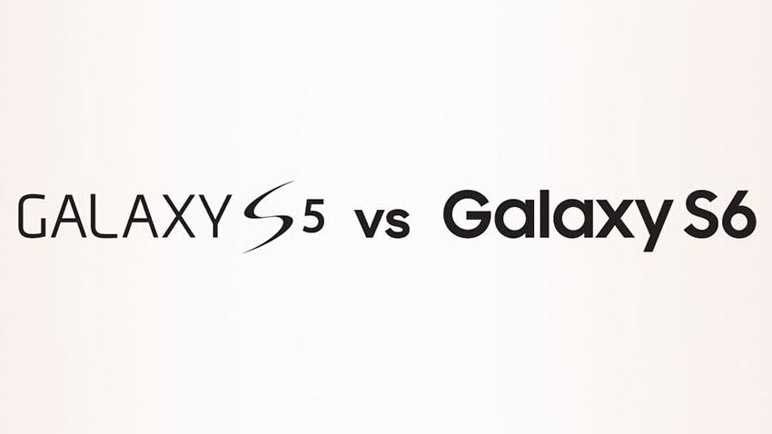 [Infographic] Samsung Galaxy S6 vs. Samsung Galaxy S5