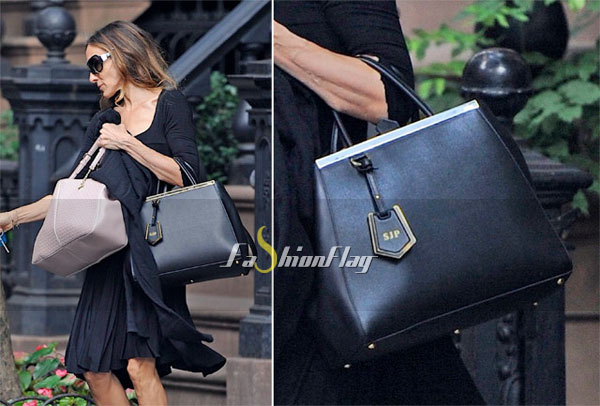 Sarah-Jessica-Parker-debuts-Fendi's-new-It-Bag-(UPDATED)