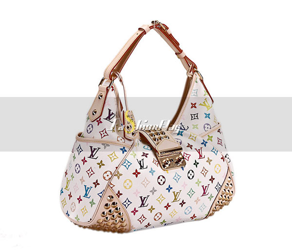 Louis-Vuitton-Monogram-Multicolor-Chrissie-MM---White--2