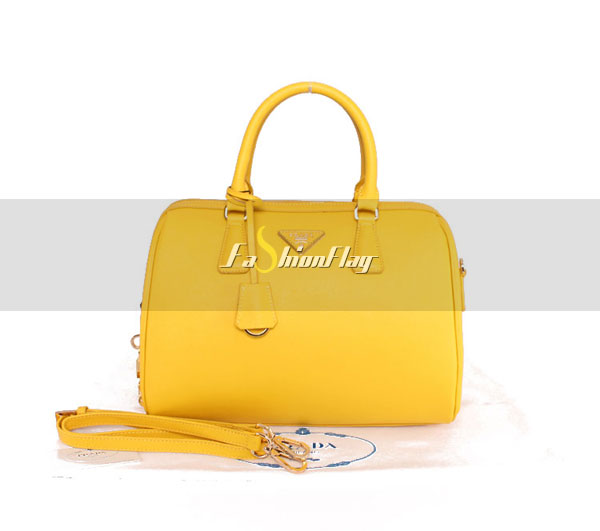 Prada-2013-Saffiano-patent-leather-tote-0823-in-Yellow-01