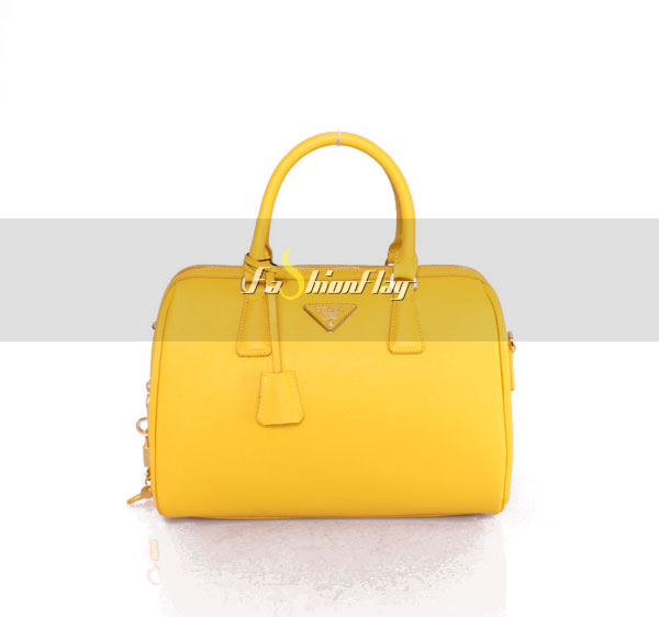 Prada-2013-Saffiano-patent-leather-tote-0823-in-Yellow-04