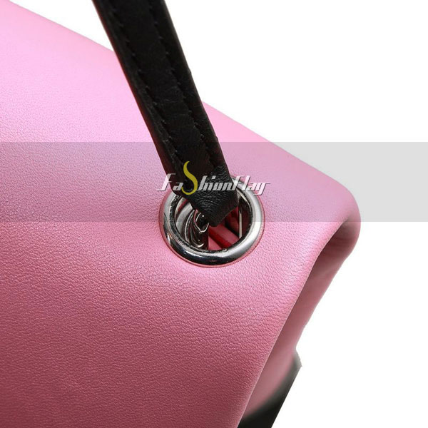 Celine-2013-All-Soft-in-Calfskin-Shoulder-Bag-3409-in-Pink-and-Black-07