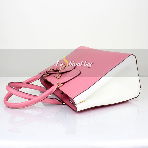 Prada-2013-Saffiano-patent-leather-tote-2438---Pink-White-c