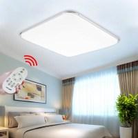 LED Deckenleuchte 64W Wohnzimmer Deckenlampe ...