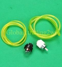 fuel line filter for troy bilt tb3100bv tb310qs tb320 tb320bv leaf blower [ 1000 x 1000 Pixel ]