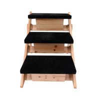 Wooden Dog Bed With Steps | www.imgkid.com - The Image Kid ...