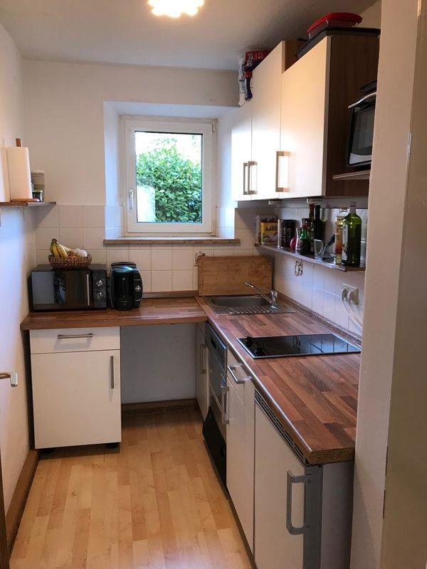 4 Jahre alte Küche zum Verkauf in Fürth - Küchenzeilen, Anbauküchen