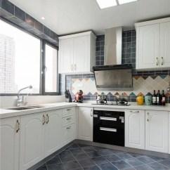New Kitchen Utensil Holders 新厨房设计 58同城装修效果图大全 新古典家装厨房设计图片2014
