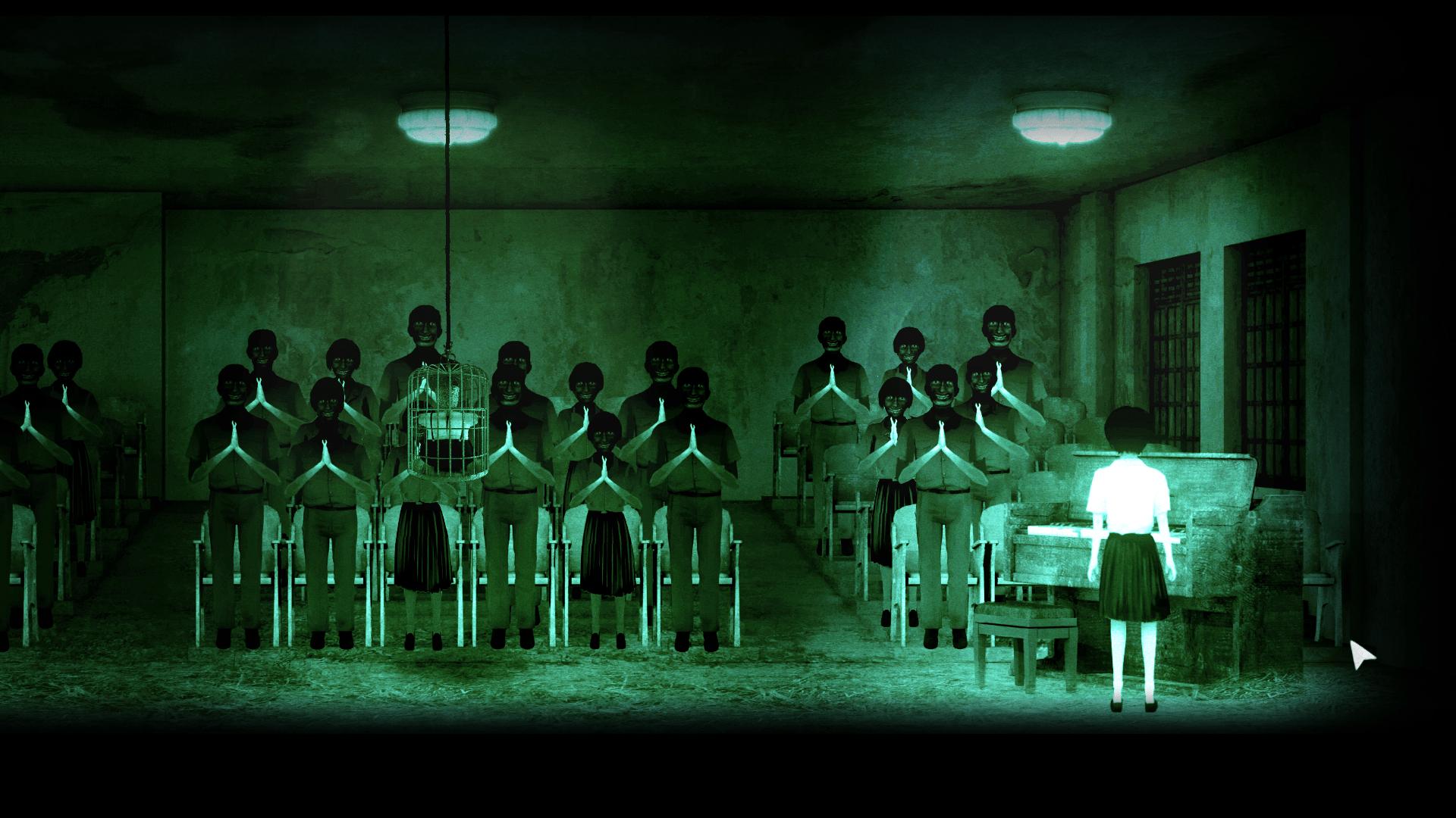 《返校》也許是近年最好的中文恐怖游戲 - 奶牛關