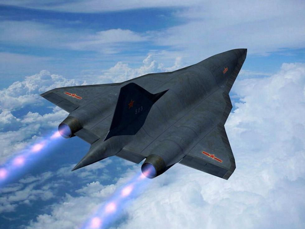 殲20實現量產 轟20隱形轟炸機呼之欲出_軍事-多維新聞網