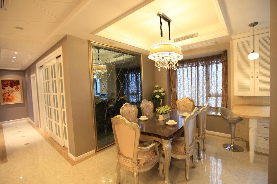 kitchen mirrors cabinets accessories 简约欧式厨房餐厅吧台镜子背景墙装修效果图 设计本装修效果图