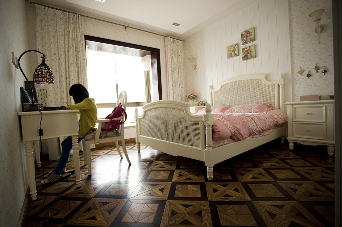kitchen bath design pots and pans 乐清天豪公寓现代卧室公主房装修效果图 – 设计本装修效果图