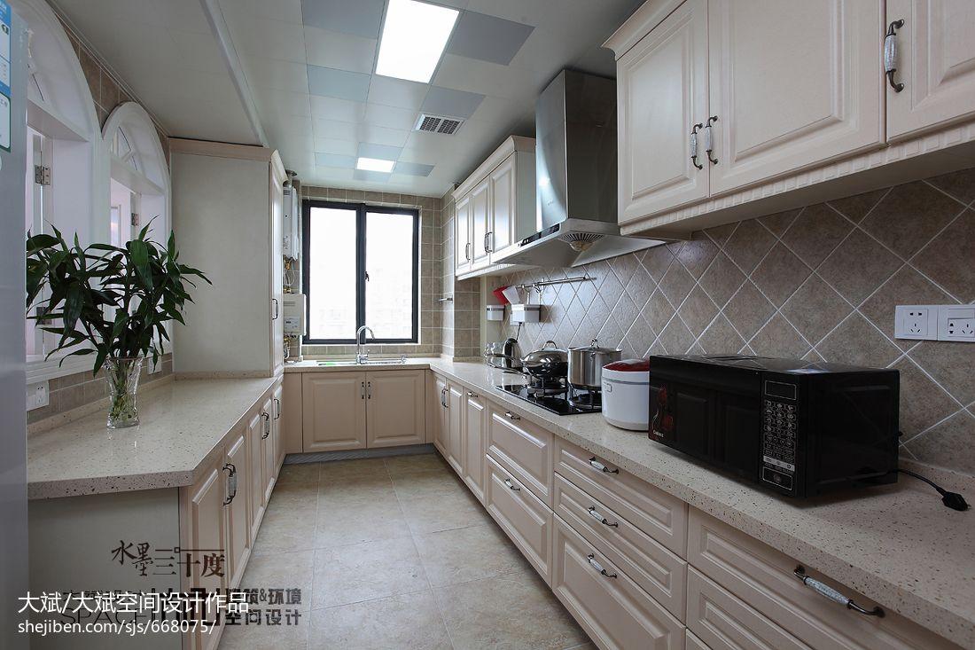 flooring kitchen valances for kitchens 混搭时尚厨房集成吊顶造型效果图 – 设计本装修效果图