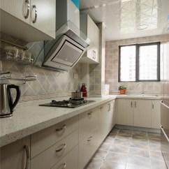 Small Space Kitchen Serving Cart 中式风格厨房吊顶装修效果图 – 设计本装修效果图