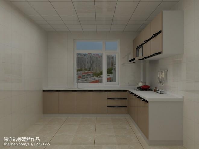easy kitchen remodel wall mounted sink 厨房 装修设计效果图 缘守诺等嫣然设计师作品 设计本 简单不是大方的厨房改造效果图