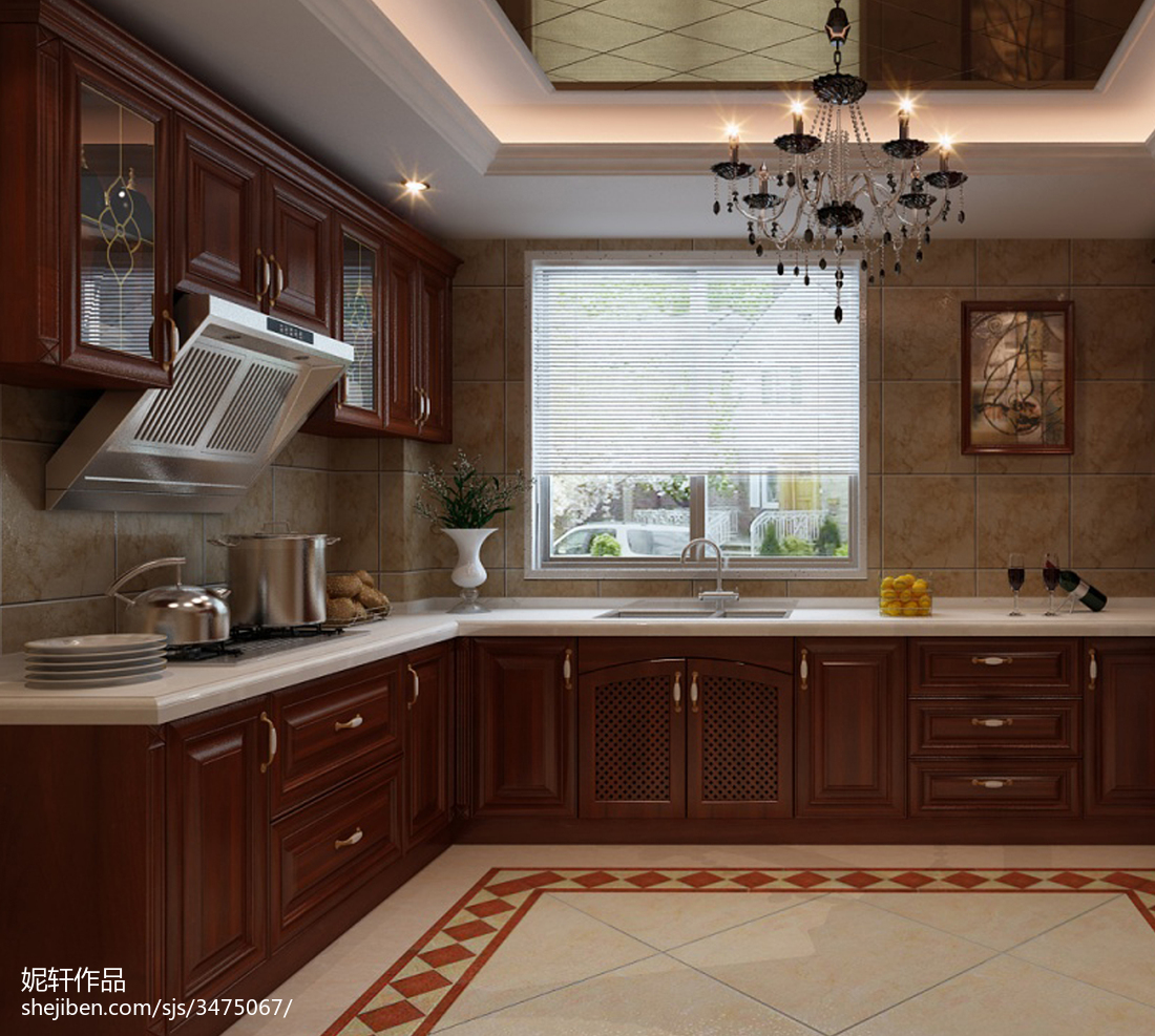 kitchen cabinets discount rooster rugs for the 橱柜拉手网店