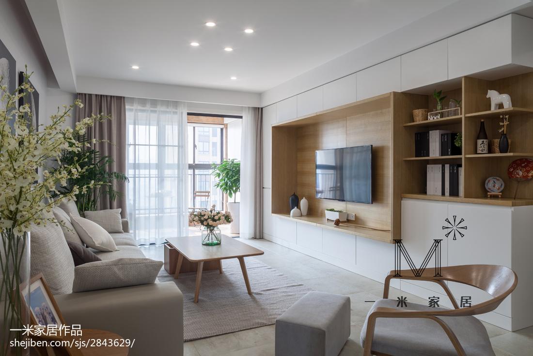 kitchen tiles flooring kitchens for less 142m²日式客厅装修效果图 – 设计本装修效果图