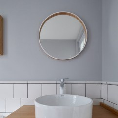Kitchen Floor Television 89㎡北欧清新风,厨房与餐厅之间的一扇窗-装修设计效果图-涵瑜设计设计师作品-设计本