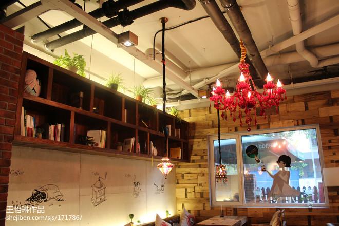 kitchen counter lowes copper sink 王怡琳室内作品-王怡琳咖啡厅工作室-装修设计效果图-王怡琳设计师作品-设计本