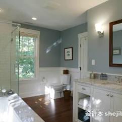 Kitchen Showrooms Double Sink 【墙裙效果图】 - 设计本