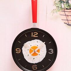 Wooden Kitchen Clock Dinettes 创意钟表品牌,创意钟表价格表,创意钟表图片及评价-设计本逛商品
